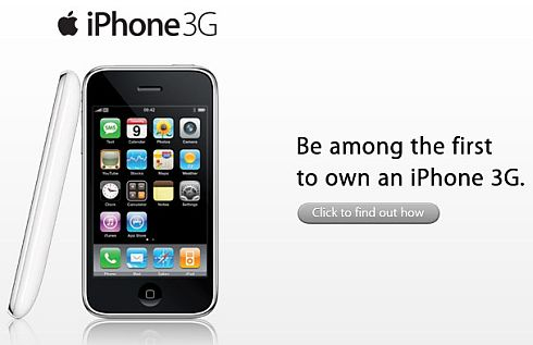 Maxis officially brings in the iPhone 3G
