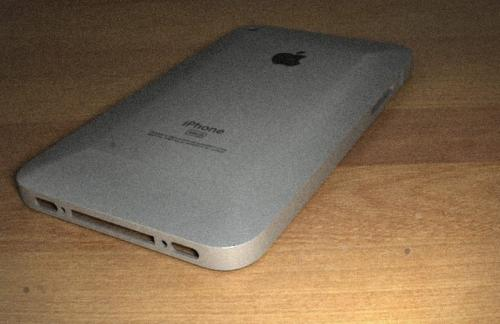 Are we looking at the new iPhone?