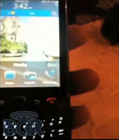 BlackBerry Bold 9800 Slider Video