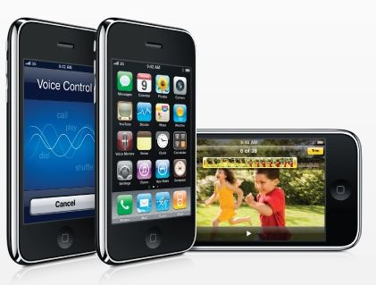 iPhone 3G dropped and iPhone 3GS price slashed