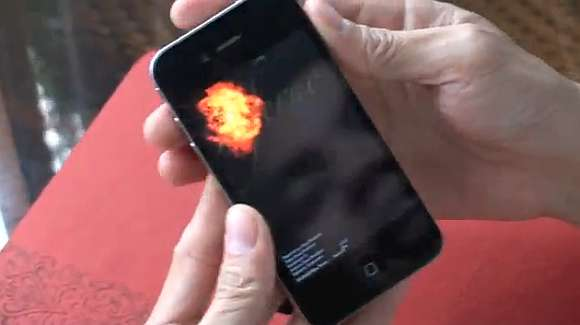 iPhone HD/4G Video leaked from Vietnam