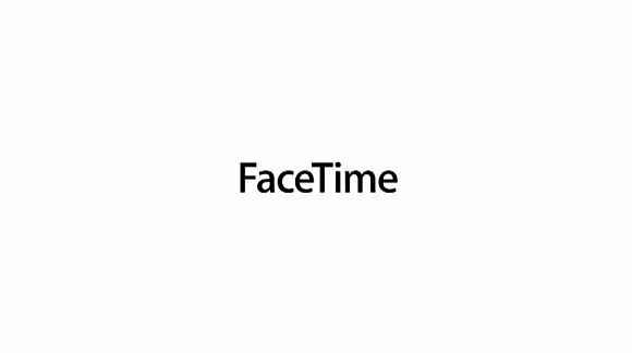 Apple FaceTime commercial: This is one bloody good commercial