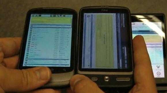 Super LCD vs AMOLED Display Comparison
