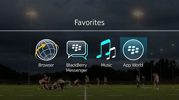 RIM outs a new series of BlackBerry ads for the Torch