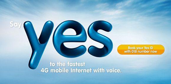 Yes starts registration of YesID
