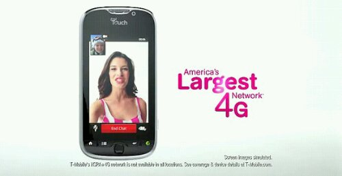 T-Mobile's HSPA+ network claims America's largest 4G network. 4G? what 4G?