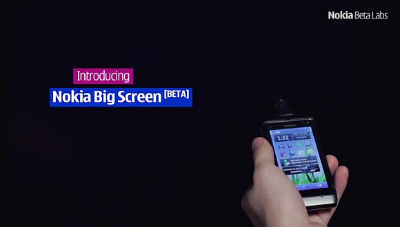Nokia Big Screen: Good looking media app for your Nokia N8 and E7