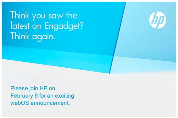 """HP says the webOS tablet renders are not the latest. Asks us to """"think again"""""""
