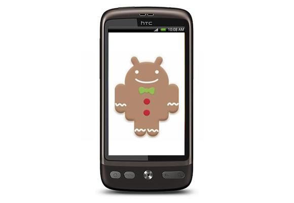 HTC Desire to get Gingerbread update?