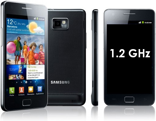 Samsung Galaxy S II delayed? To bump up to 1.2GHz