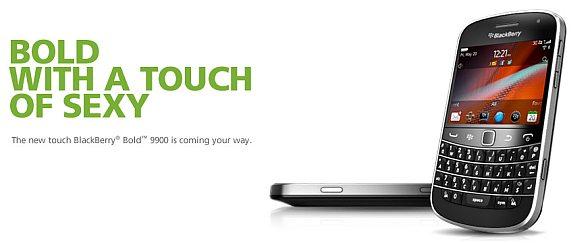 Maxis starts BlackBerry Bold 9900 pre-registration
