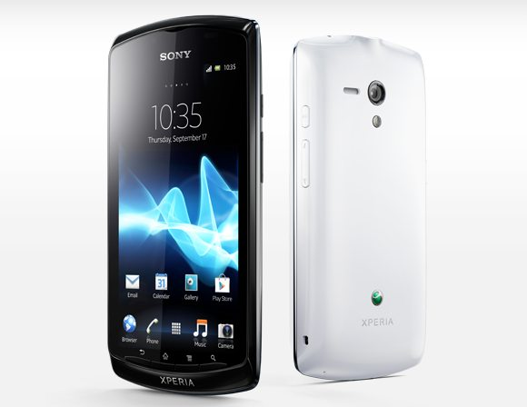 Sony Xperia neo L with Android 4.0 ICS unveiled