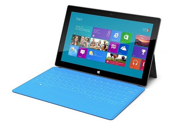 Microsoft Surface RT launching in Malaysia next Thursday
