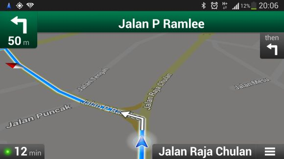 Google Maps Navigation now available for Malaysia