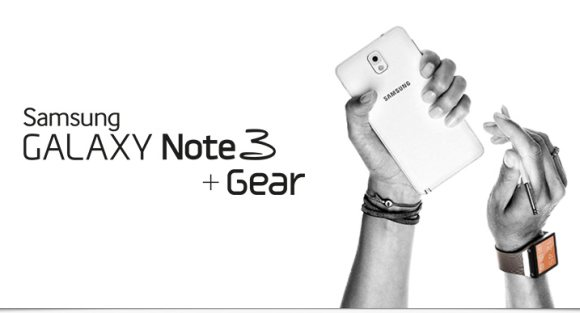 Samsung Galaxy Note 3 + Galaxy Gear officially launched in Malaysia with 32GB 4G LTE variant