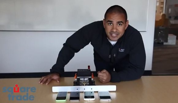 VIDEO: iPhone 5S, iPhone 5C, Moto X & Galaxy S4 Torture Face Off