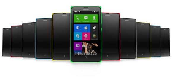 Nokia to launch low-cost device running Android with Google Play not included
