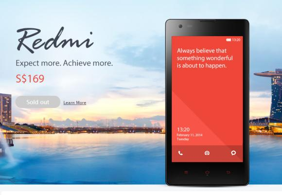 Xiaomi's Redmi sold out in 8 minutes but does it mean anything?