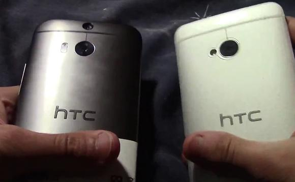Leaked video of new HTC One reveals more design details