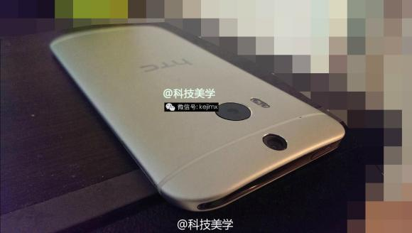 New HTC One gets leaked again with clearer view of the top