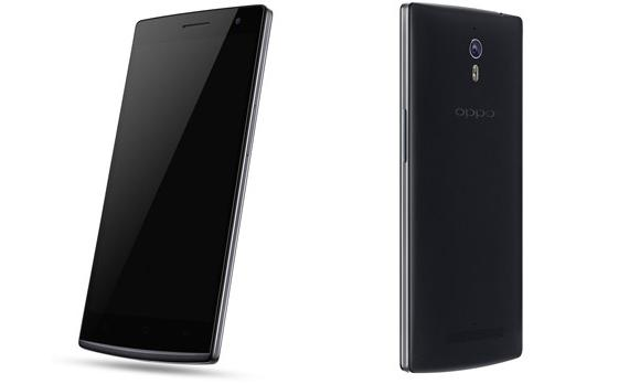 Oppo Find 7 official design appears ahead of launch
