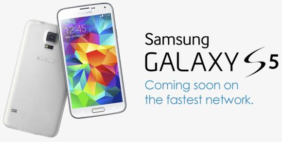 The Samsung Galaxy S5 is also coming to Celcom