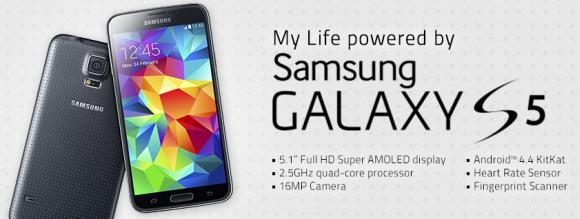 DiGi starts pre-registration for Samsung Galaxy S5