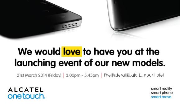Alcatel launching Octa-Core powered One Touch Idol X+ and One Touch Idol Alpha this Friday