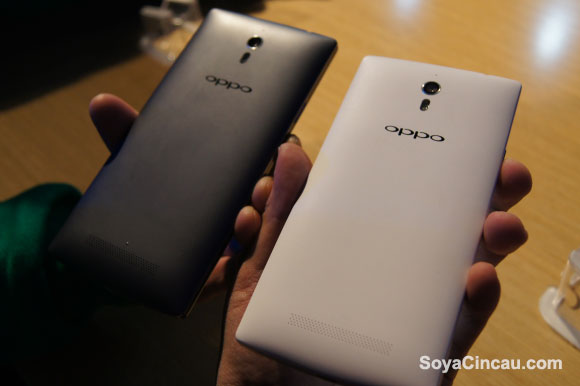Hands-on: Oppo Find 7a – Lower spec unit with 5.5″ Full HD and 2.3GHz Quad-Core processor