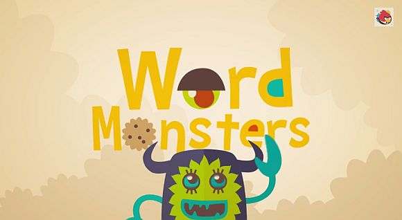 Word Monsters: A fun word puzzle game for iOS