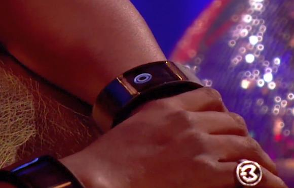 Will.i.am makes his own smart watch. No smart phone required