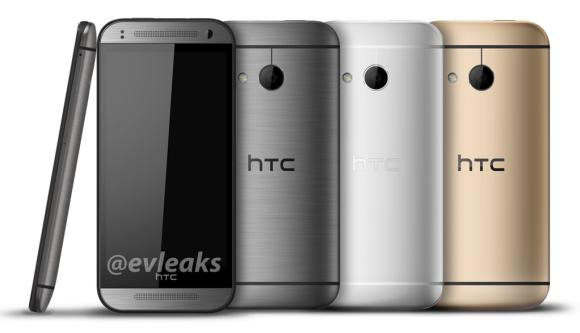 HTC One mini 2 gets leaked with 3 colour options