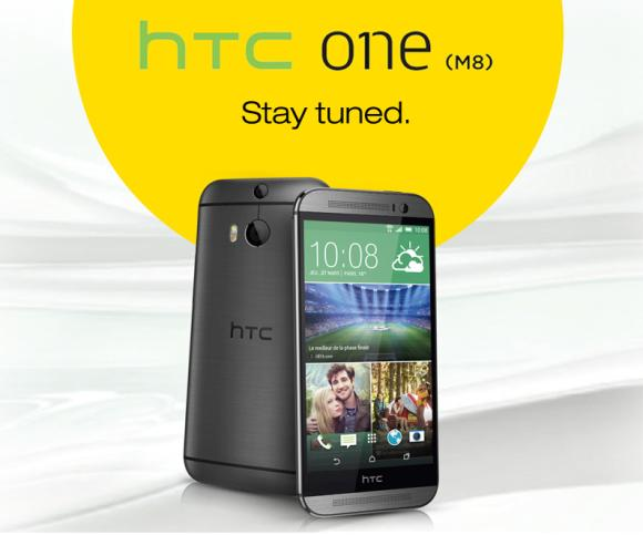 DiGi also offers the new HTC One M8