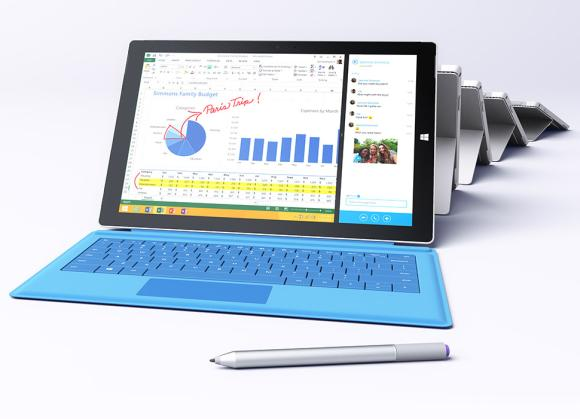 Microsoft Surface Pro 3 announced. A tablet that can finally replace the laptop?