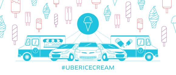 Cancelled: Uber Ice Cream is coming to Malaysia today