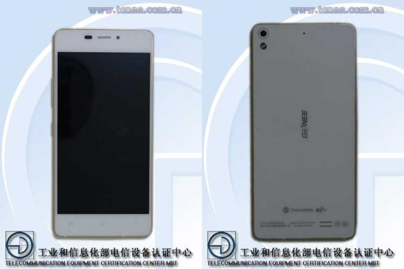 Gionee makes an even thinner smart phone at 5mm thick