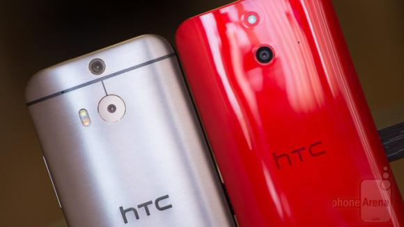 HTC One M8 and One E8 Cameras Compared