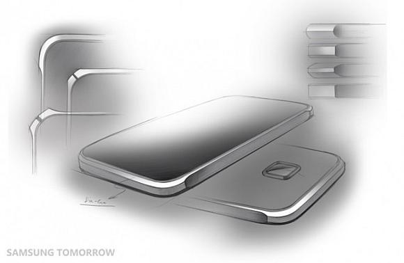 Samsung explains its design behind the Galaxy Alpha