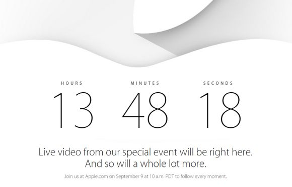 Catch the Live Stream of Apple iPhone and iWatch Event