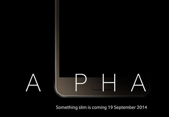 Samsung Galaxy Alpha to be available on 19th September