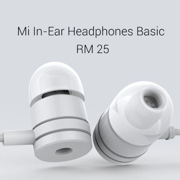 Cheaper Mi In-Ear Head Phones available this coming Tuesday