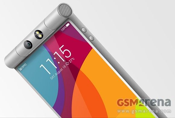 Is this the upcoming Oppo N3?
