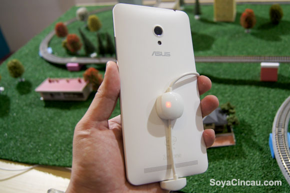ASUS rolls out KitKat update for ZenFone 5 and ZenFone 6