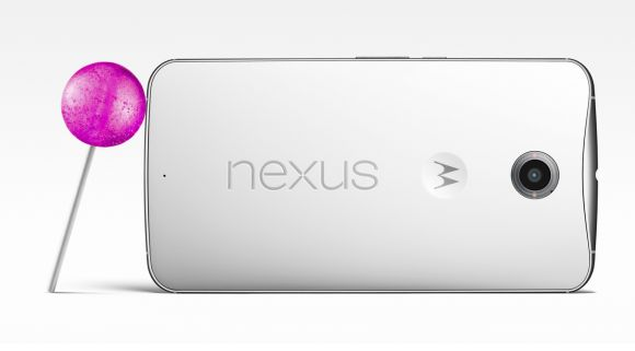Nexus 6: Top spec Phablet with a Quad HD display