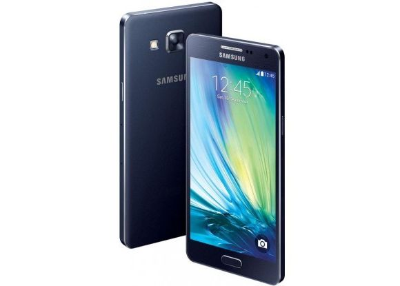 Samsung announces the Galaxy A3 and Galaxy A5 smart phones with metal unibody design