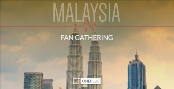 OnePlus organises First Official Fan meet up in Malaysia
