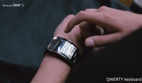 Samsung releases Gear S commercial. Says it is not just a watch