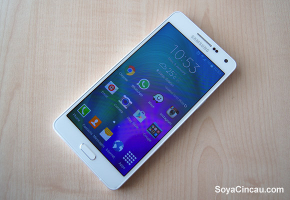 Samsung Galaxy A3 and Galaxy A5 pricing revealed
