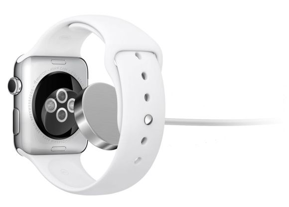 Don't expect spectacular battery life with the Apple Watch