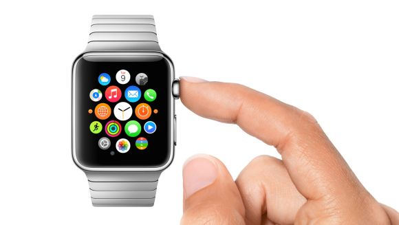 Apple Watch starts shipping in April
